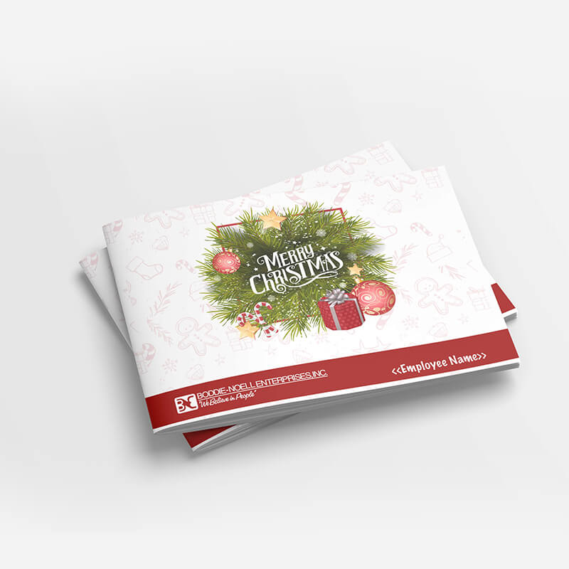 BNE Holiday Brochure Redesign