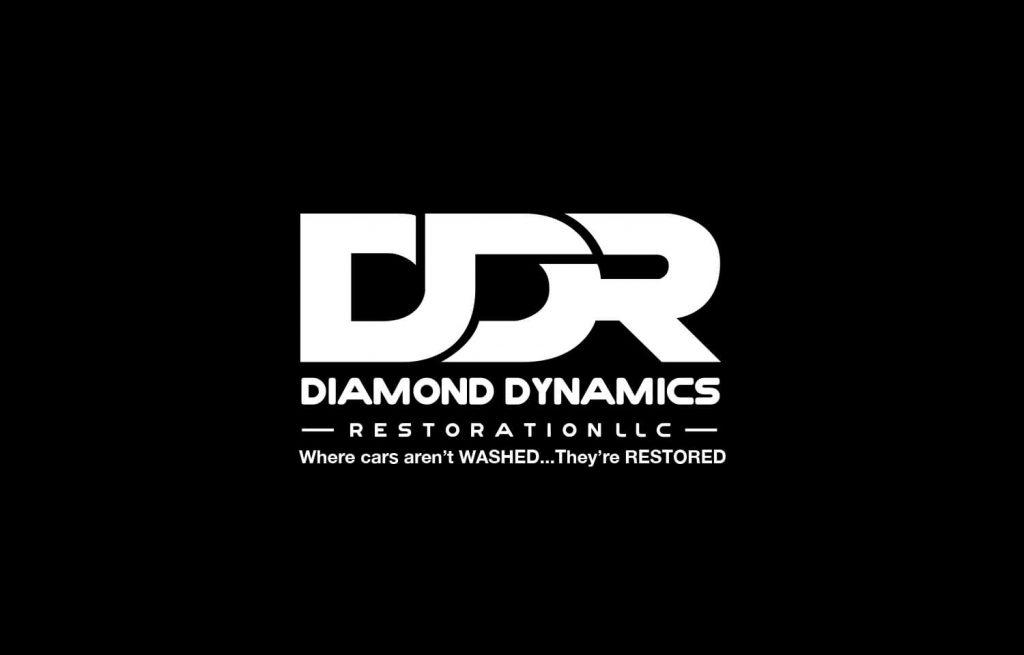 Diamond Dynamics Restoration White Logo