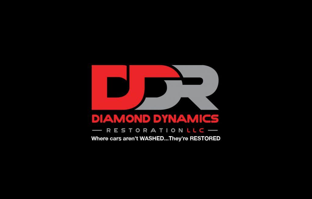 Diamond Dynamics Restoration 2 Color Logo