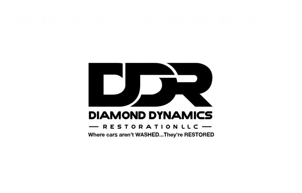 Diamond Dynamics Restoration Black Logo