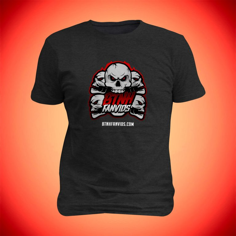 BTNHFanvids Logo T-Shirt