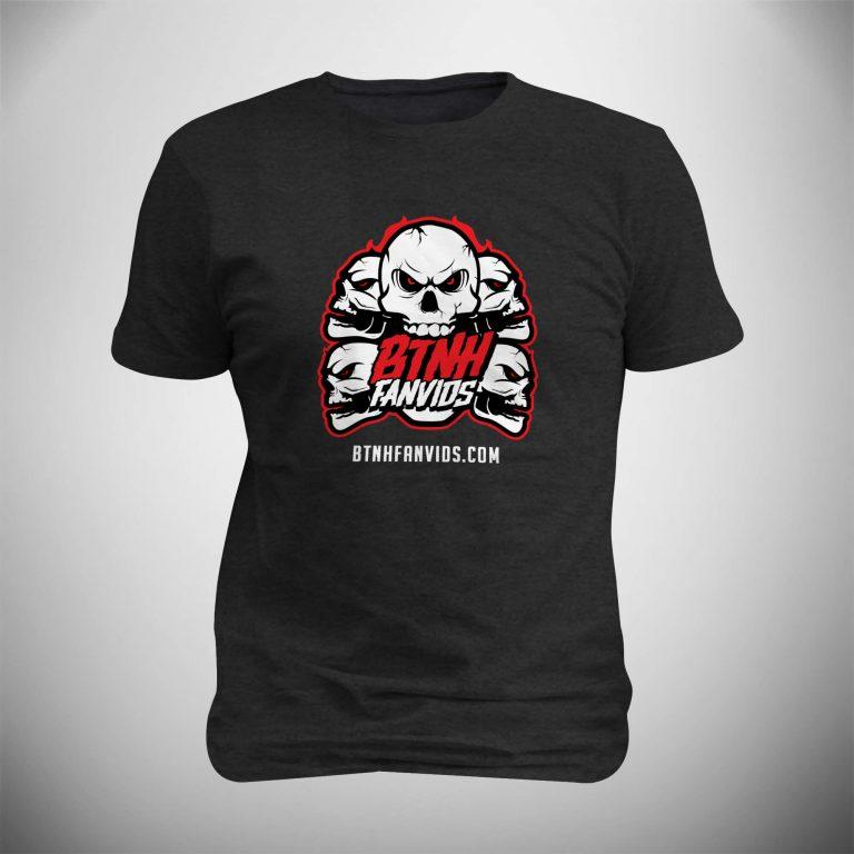 BTNHFanvids 3 Color T-Shirt