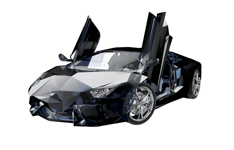 Diamond Dynamics Restoration 3D Car