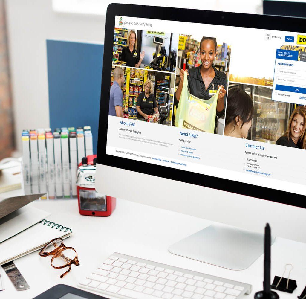 Website Hero Images