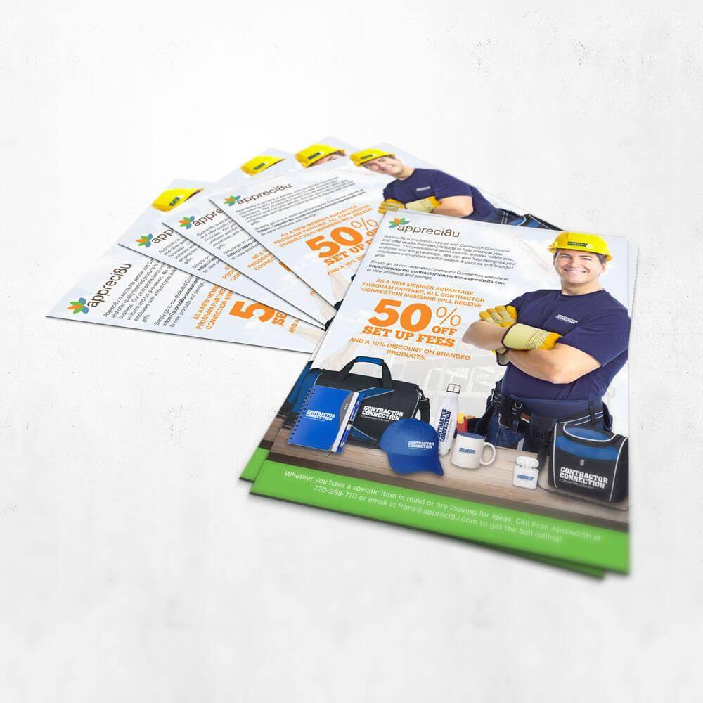 Contractor Flyer