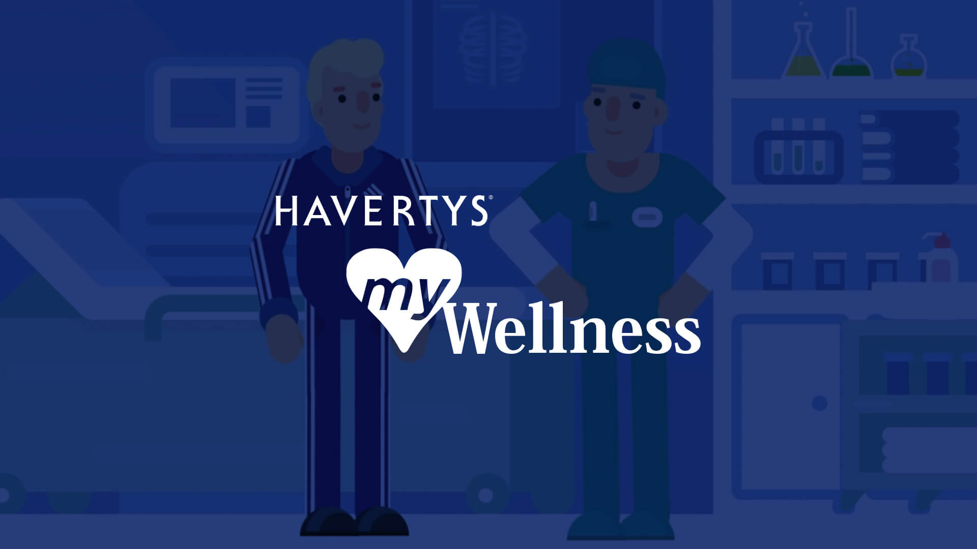 Havertys My Wellness Video