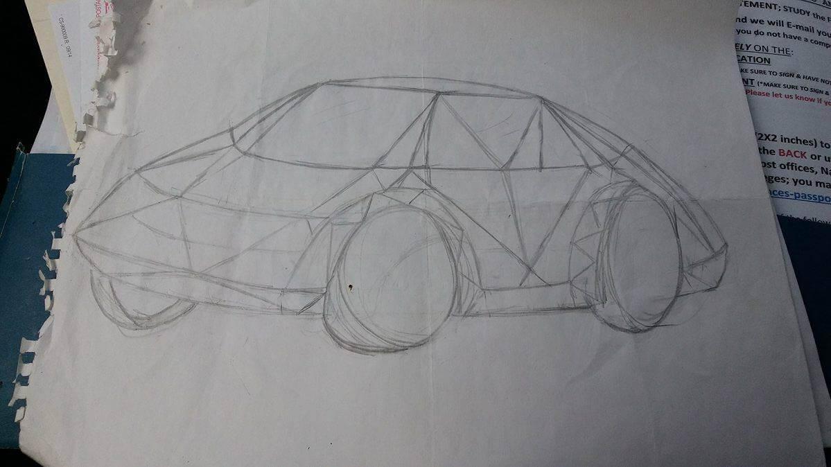 Diamond Dynamics Restoration Diamond Car Concept