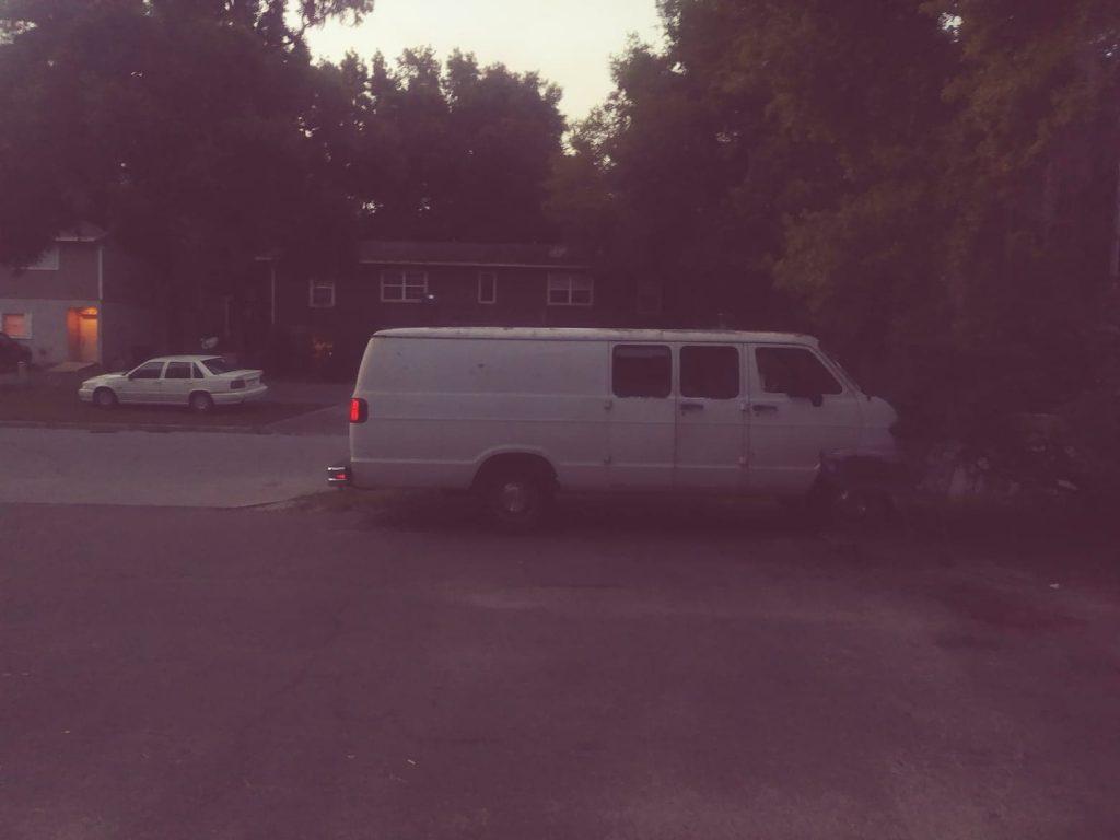 Diamond Dynamics Restoration Customer Van