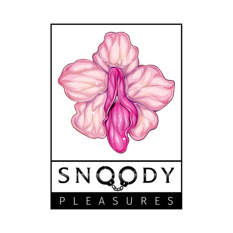 Snoody Pleasures Logo Redesign