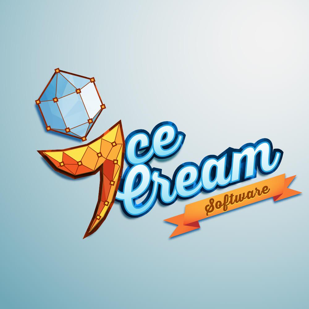 Ice Cream Software Logo