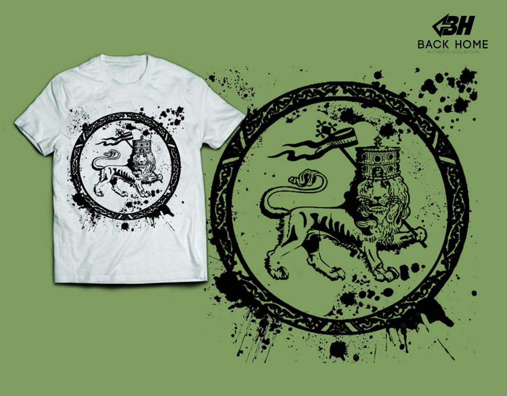 Back Home Clothing T-Shirt Design