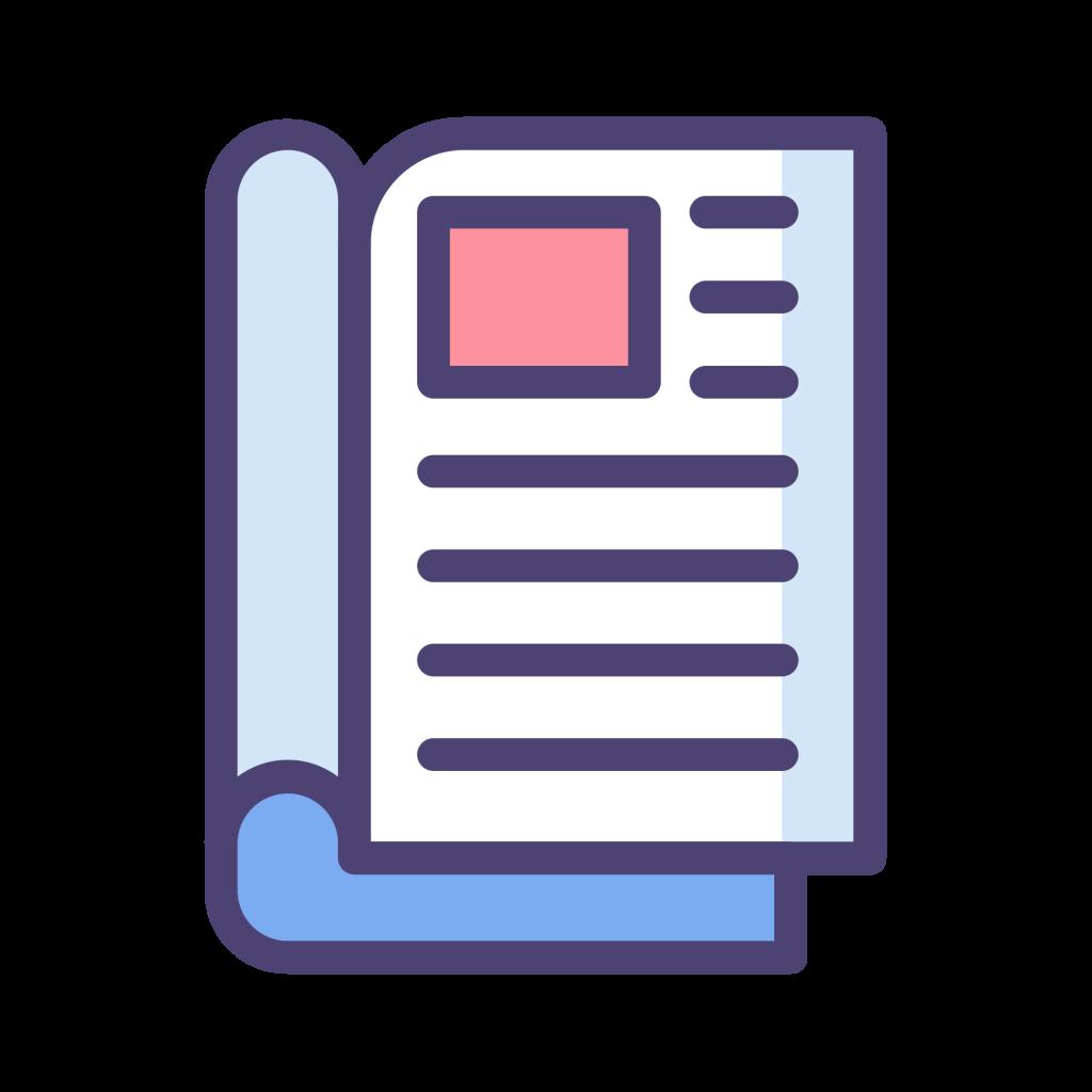 Digital Layout Icon