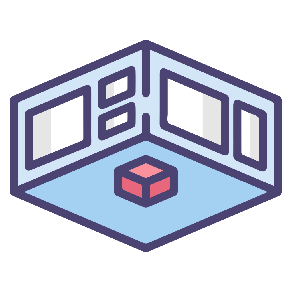 Trade Show Display Icon
