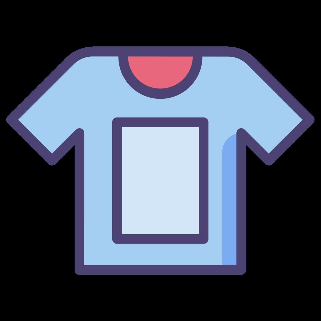 T-Shirt Design Icon